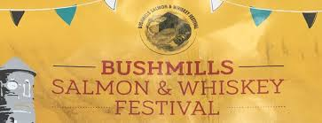 Bushmills salmon and whisky festival